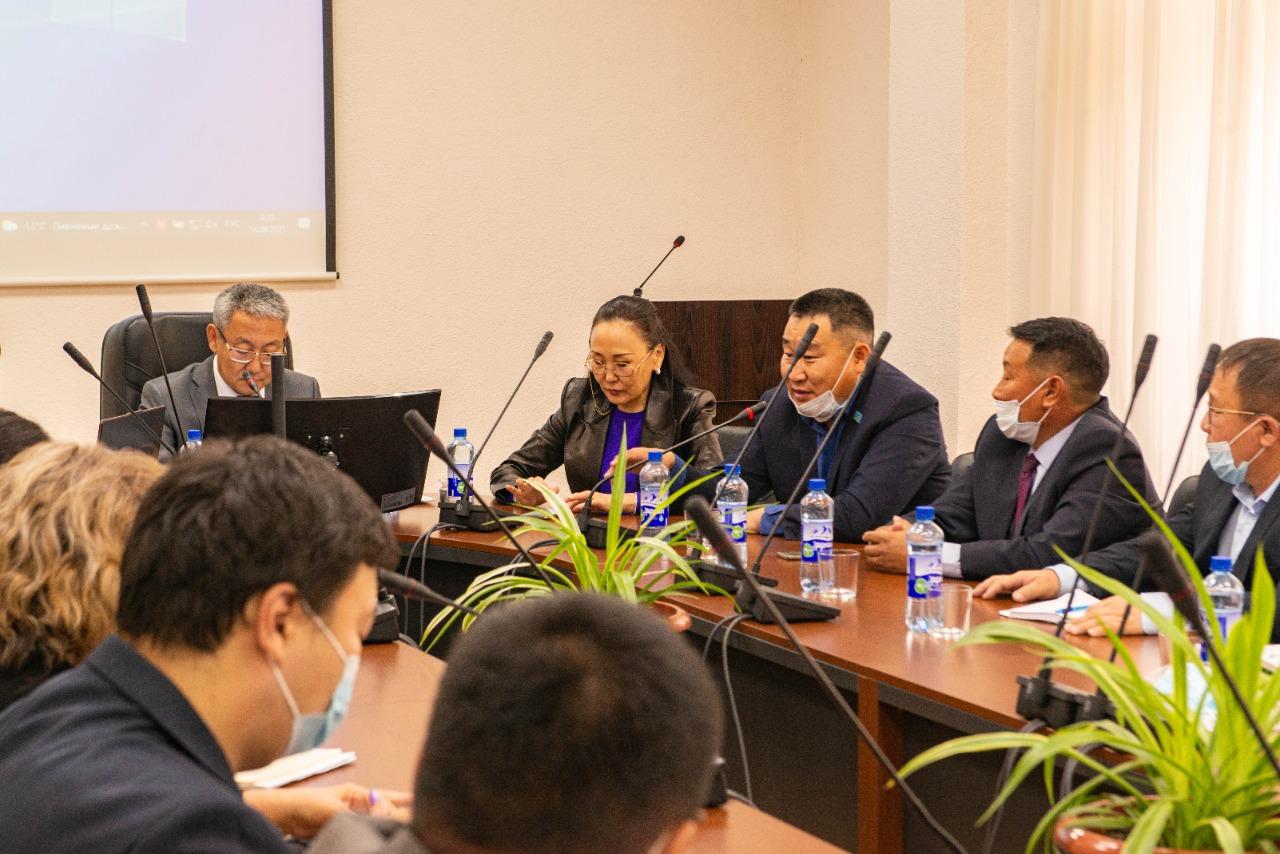 Главы сёл поддержали проекты АГАТУ по развитию аграрного сектора
