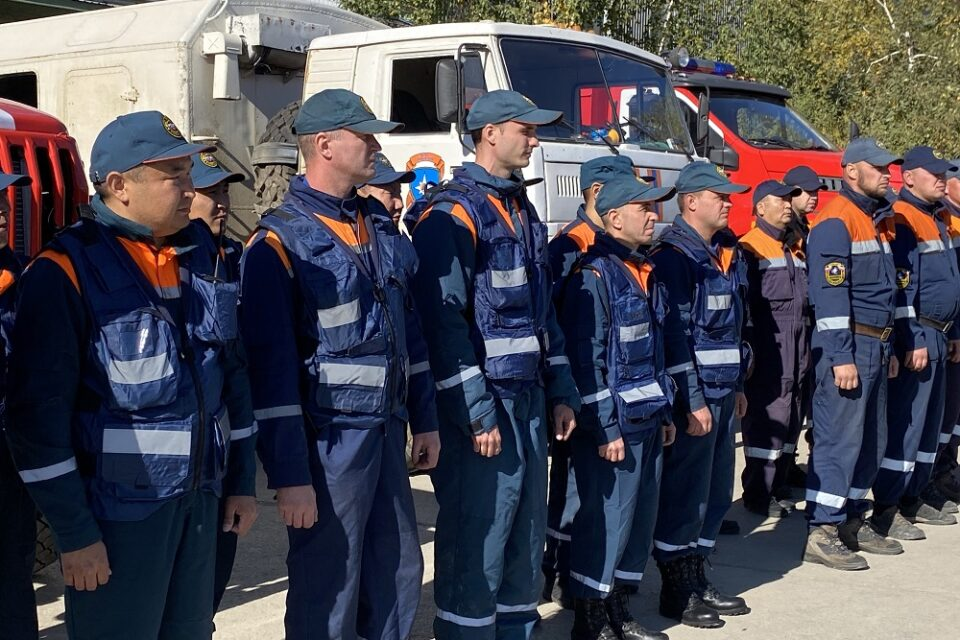 За сутки в Якутии ликвидировано 4 природных пожара