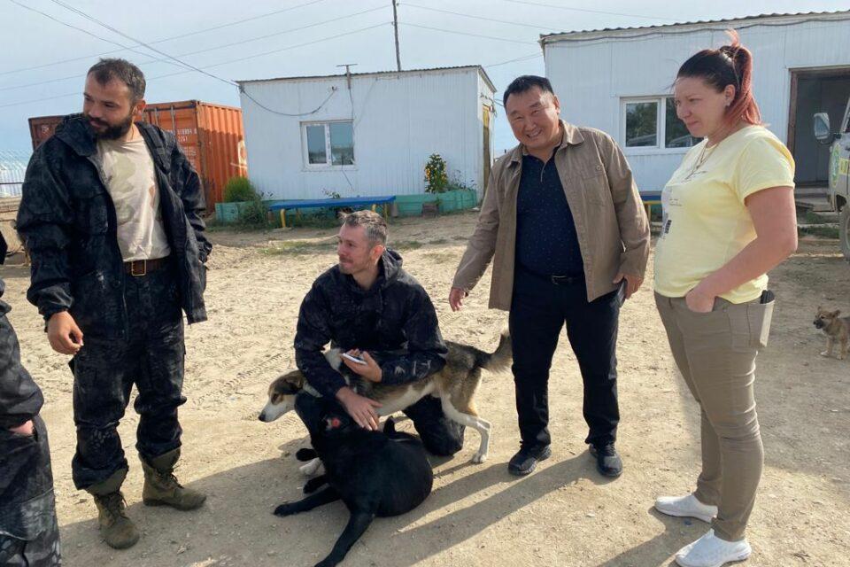 Добровольцы помогут диким животным, пострадавшим от пожаров в Якутии