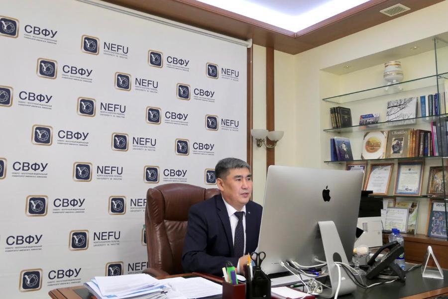 Ректор СВФУ Анатолий Николаев: «Развитие северных территорий – приоритет в международной повестке СВФУ»