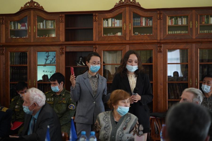 СВФУ предложил РГО включить студентов-архитекторов в экспедицию Алсиб