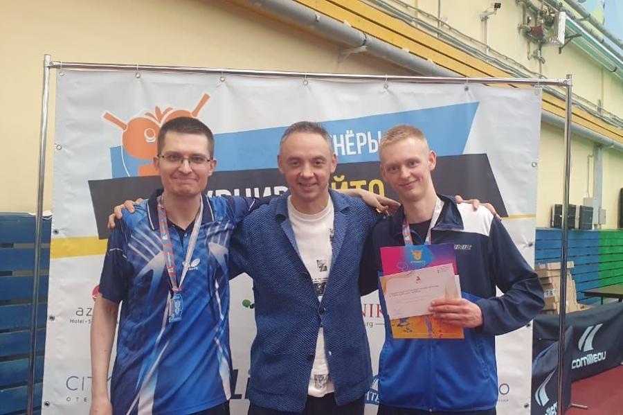 Студент СВФУ Павел Тарутин стал призером Всероссийского турнира памяти Александра Пуйто