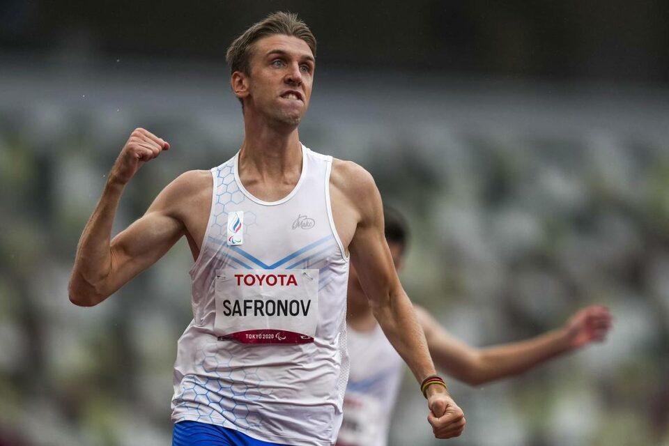Россияне поднялись на третье место в зачете Паралимпиады