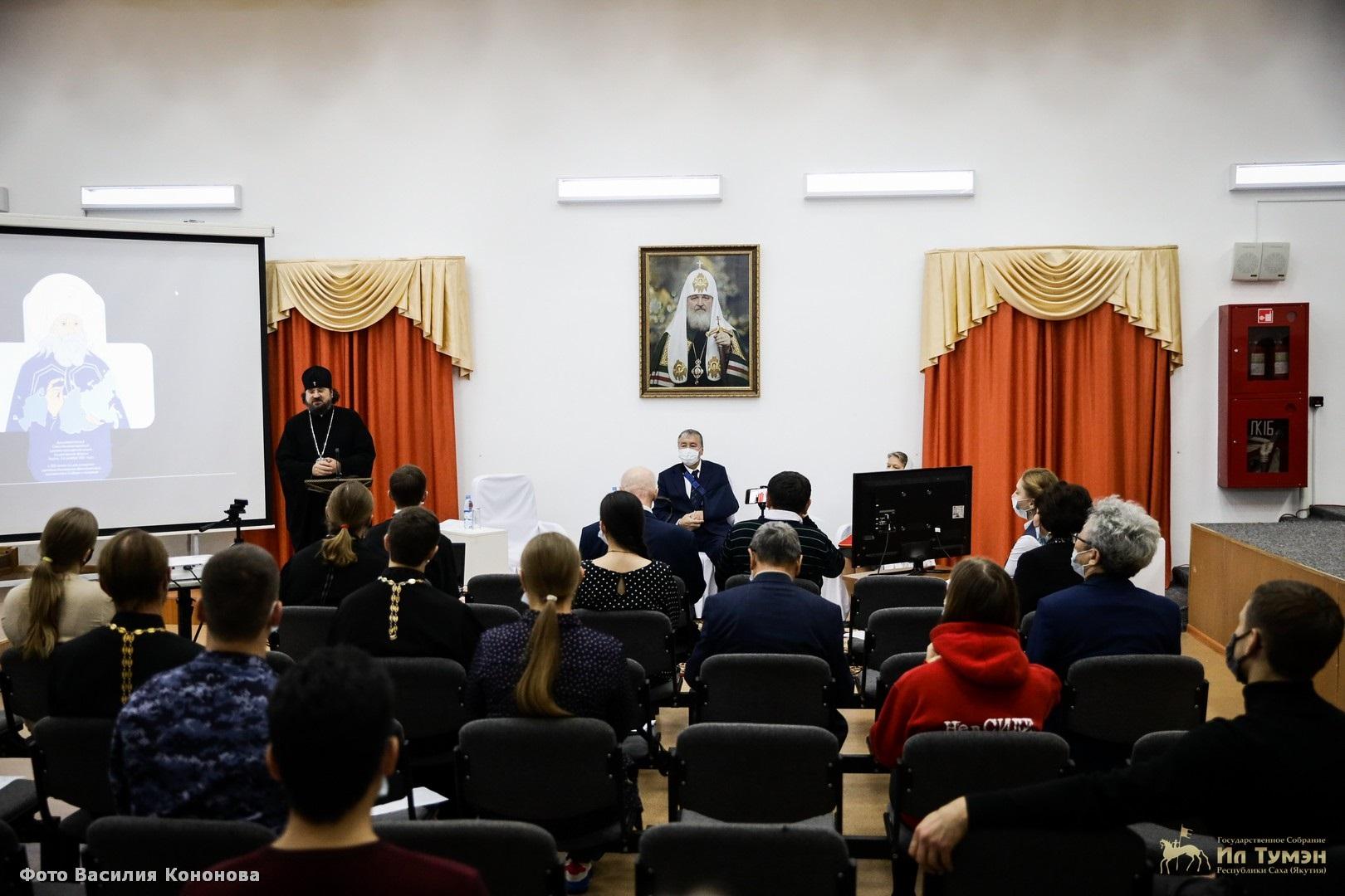 Александр Жирков: Открытие первой якутской школы имеет непреходящее значение