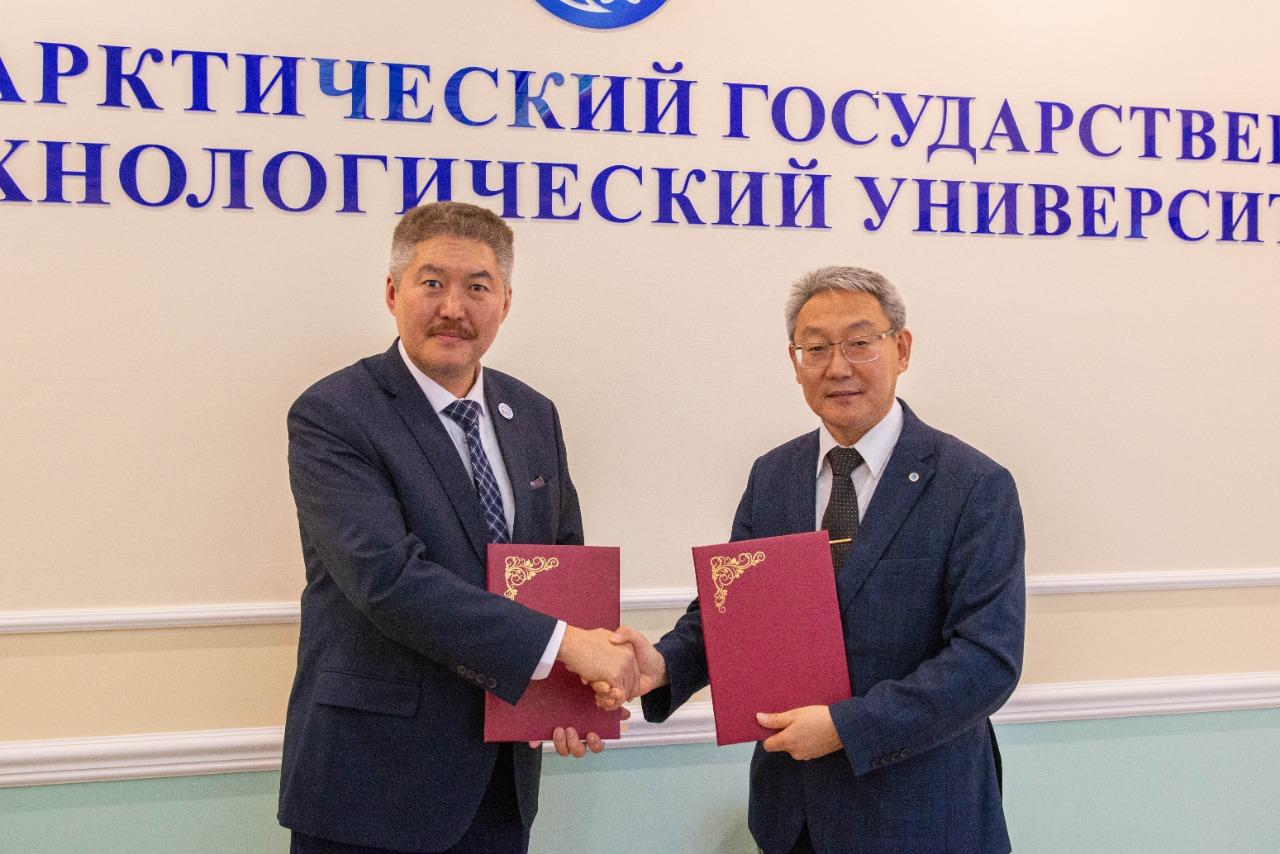 АГАТУ и СОШ № 26 города Якутска будут сотрудничать в рамках проекта по цифровой трансформации вуза