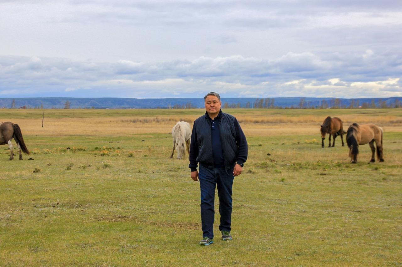 Альберт Семенов поздравляет с Днем работника сельского хозяйства и перерабатывающей промышленности