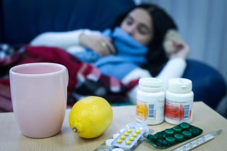 Эксперт: распознать ковид или грипп при легком течении «на глаз» невозможно