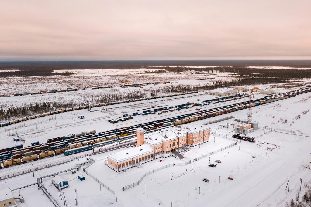 За 9 месяцев по инфраструктуре «Железных дорог Якутии» перевезено более 5,5 млн тонн грузов
