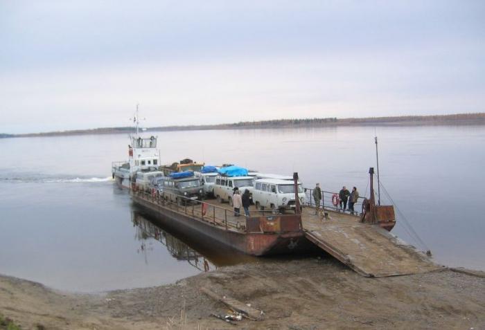 Когда закроются паромные переправы в Якутии