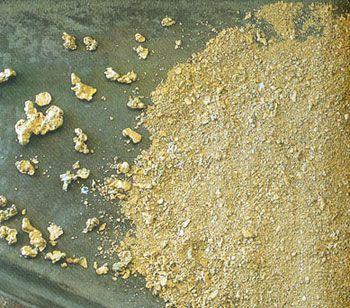 Якутян, разрабатывающих месторождения драгметаллов становится больше