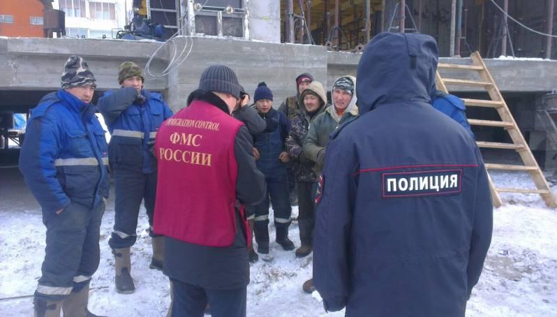 В Якутии ввели ограничения на наем иностранных работников
