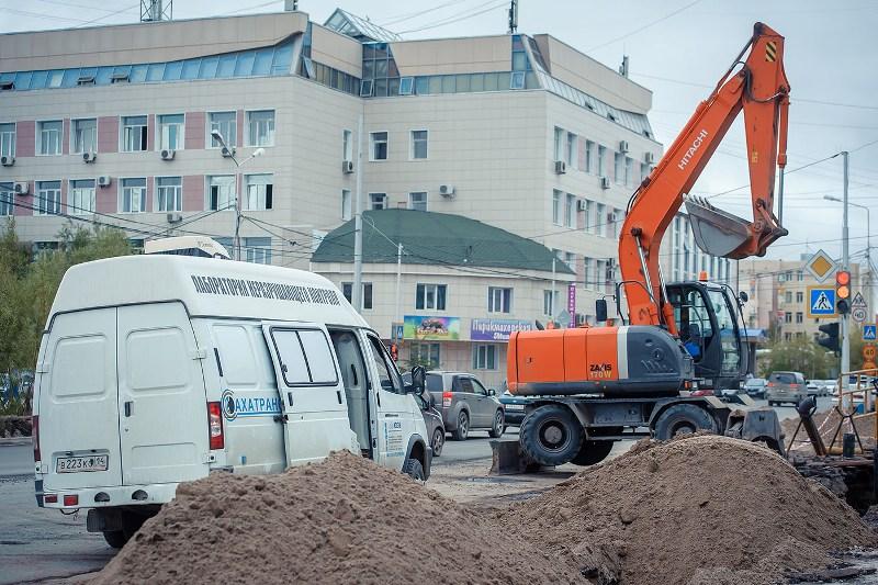 С конца марта начнутся работы по замене старых газопроводов на улицах Якутска