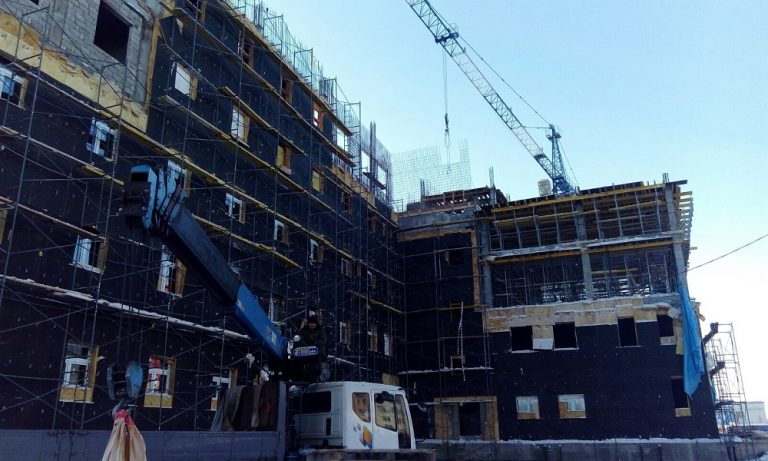 Строительство Перинатального центра в Якутске недостаточно контролируется