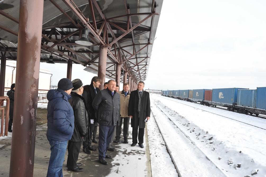 Начальник ДВЖД посетил объекты АК «ЖДЯ»