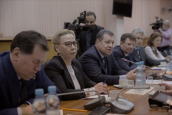 Галина ДАНЧИКОВА: Совершенствование налоговой системы представляет особую важность для малого и среднего бизнеса