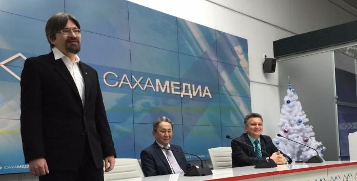 Главред «Якутии» переезжает в Санкт-Петербург. С тонущего корабля?