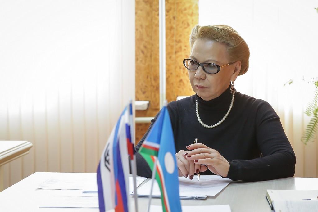 Галина ДАНЧИКОВА провела личный прием граждан в заполярном Оленьке