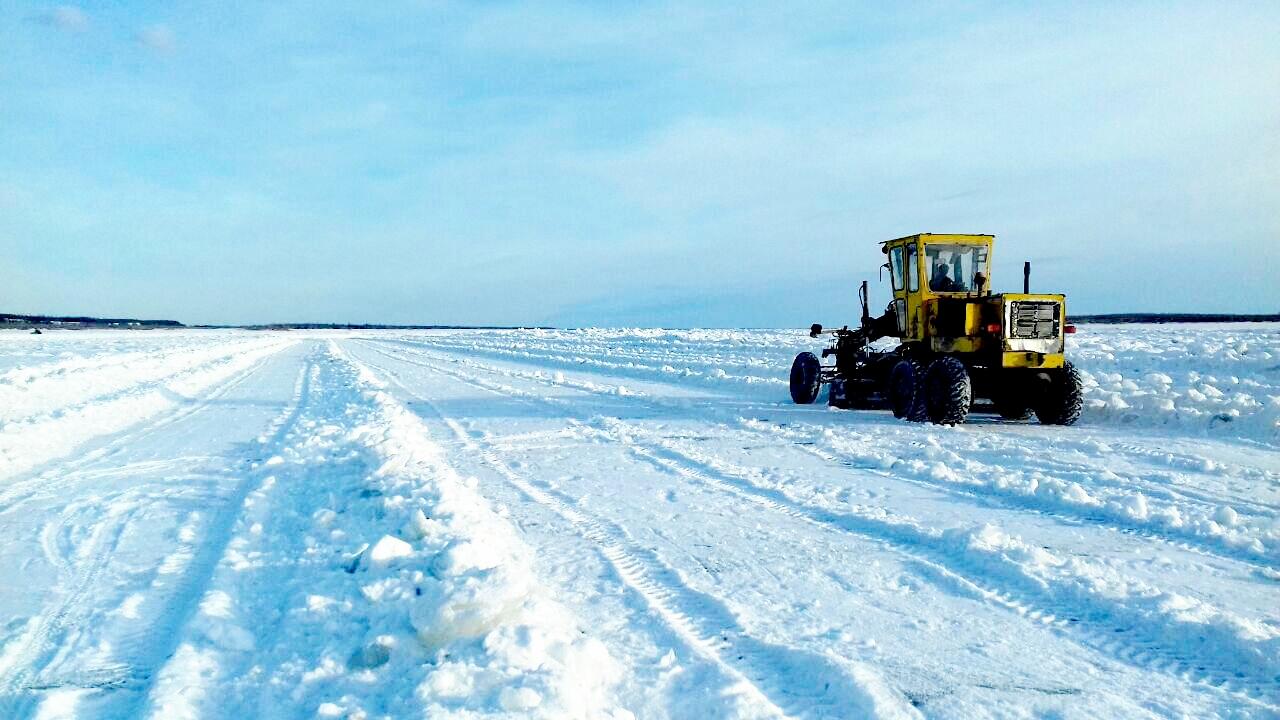 В Якутии идет подготовка к весеннему ледоходу