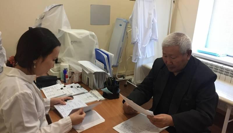 В Якутске проходит акция «Добрый доктор»