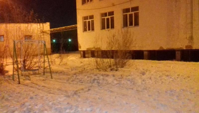 В Якутске девочка получила травму позвоночника в детском саду