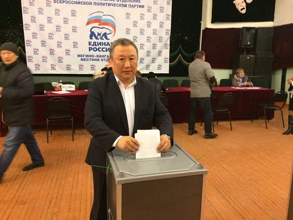 Николай СТАРОСТИН: Выбор за жителями Мегино-Кангаласского улуса