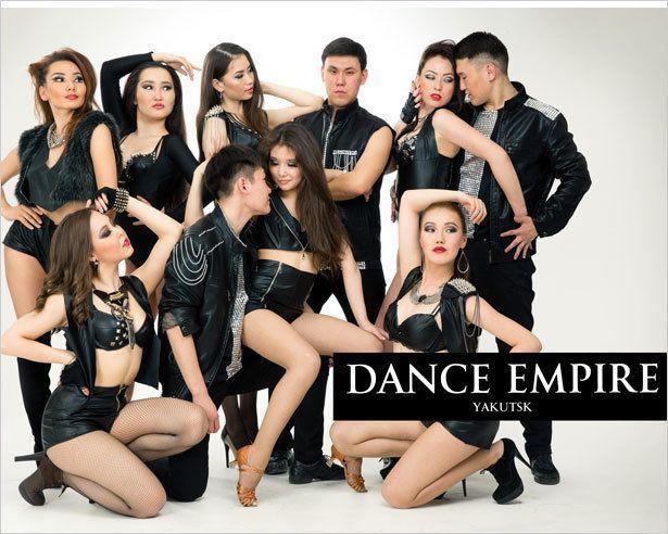 Dance Empire Show устроил в Якутске жаркий вечер