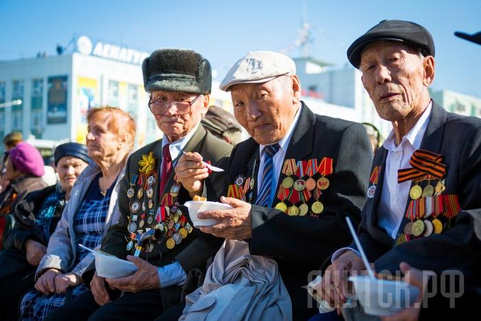 8 мая в Якутске будет организована полевая кухня «На привале»