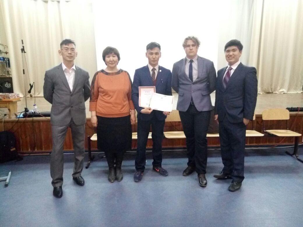 Школьники Якутии обсудили, как спасти планету от алкоголя