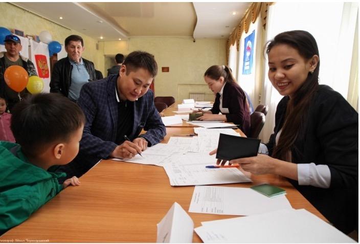 Явка на 14:00: В Якутске проголосовали 4,74% от общей численности избирателей
