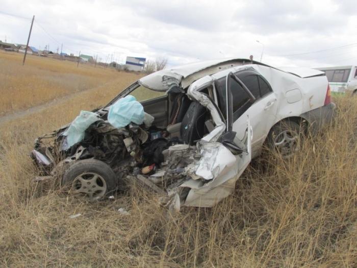 В Якутске пьяный водитель врезался в маршрутный автобус: погиб 31-летний мужчина