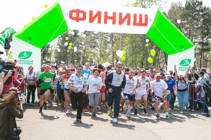 Якутск присоединяется к всероссийскому «Зеленому марафону»