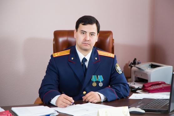 Сын Пламенного Артура назначен врио руководителя СУ СК России по РС(Я)