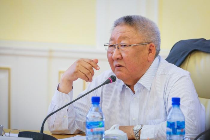 Егор Борисов считает, что главный архитектор Якутска должна оставить свой пост