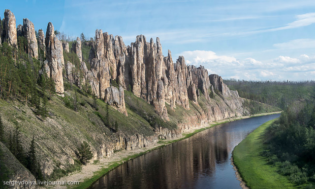 Сегодня — День реки Лена