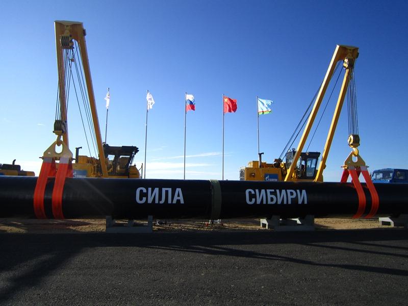 Попутно «Силе Сибири»: до 29 населенных пунктов Якутии дойдет газ