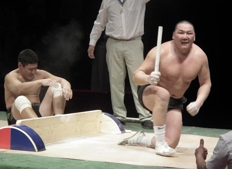 Именитый спортсмен претендует на главу