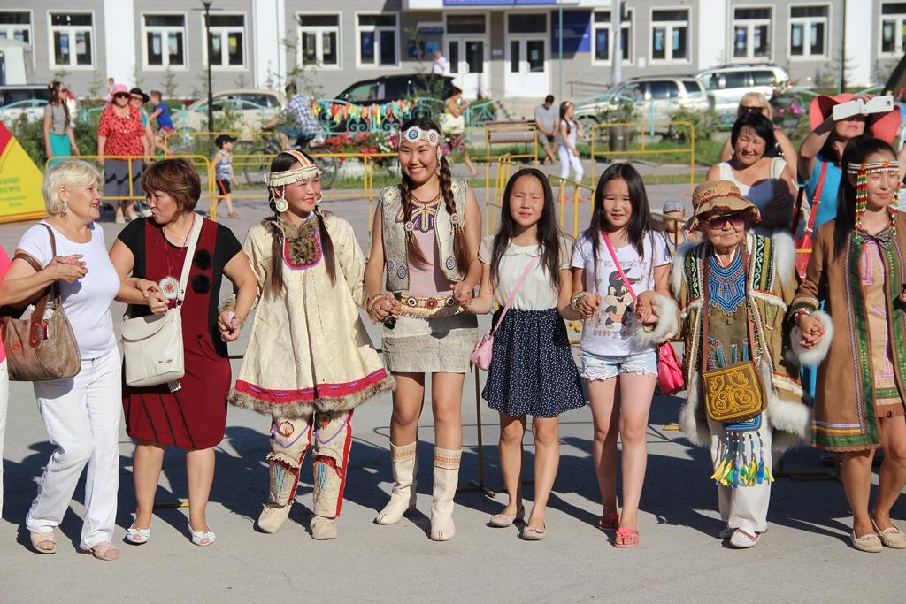9 августа в Якутске отметят Международный день коренных народов мира