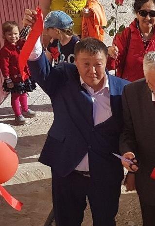 В Нижнем Бестяхе победил единорос Юрий Колмаков