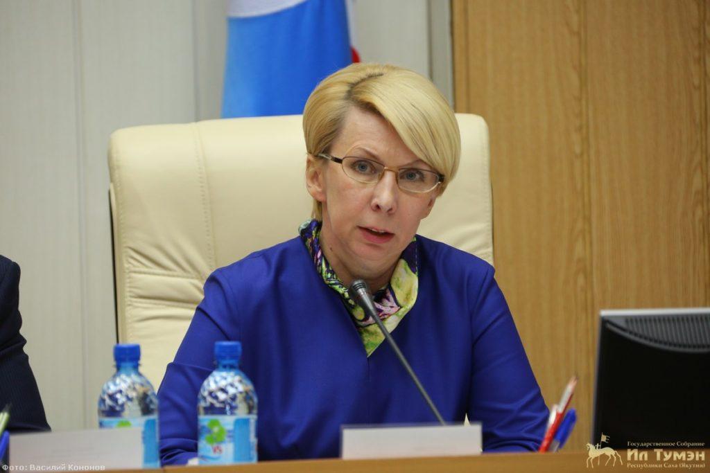 Ольга БАЛАБКИНА: «Парламент республики живет интересами людей»