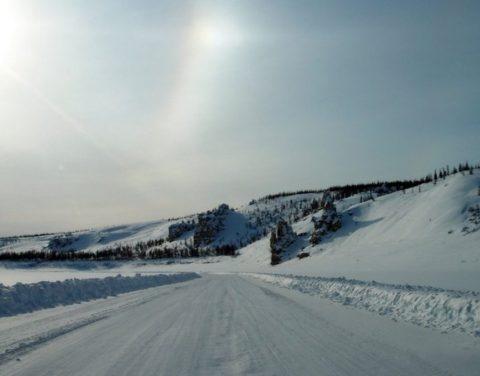 В Якутии отрыты 25 автозимников и ледовых переправ