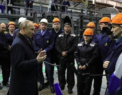 Владимир Путин: позитивная динамика российской экономики сохраняется