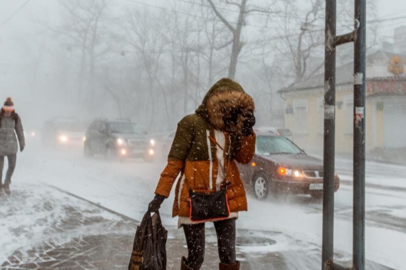 Резкое понижение температуры и штормовой ветер обещают синоптики в Якутии
