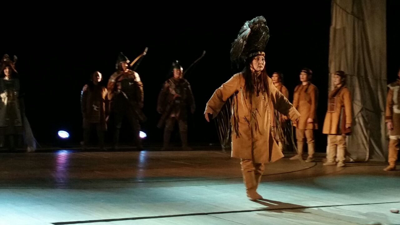 Фестиваль «Сата» покажет 16 лучших театральных постановок Якутии