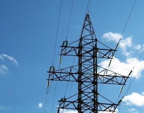 Сильные ветры могут повредить линии электропередач