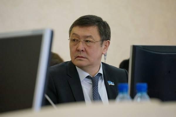 Афанасий МАКСИМОВ зарегистрировал региональное отделение политической партии