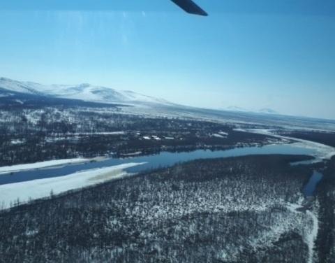 Паводковая обстановка на территории Республики Саха (Якутия) на 09.00 (якт) 23 мая 2018 года