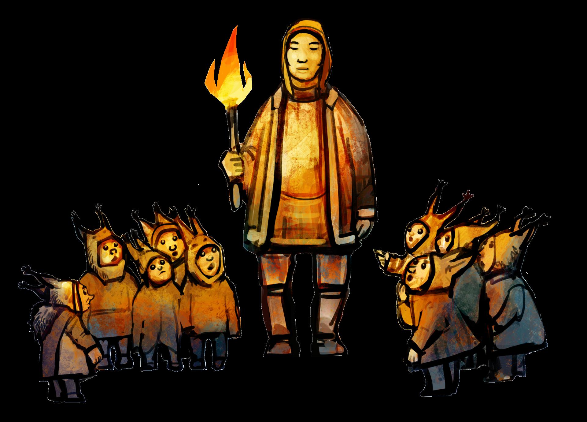 «Алмазы Анабара» в честь своего юбилея выпустили диск со сказками северных народов