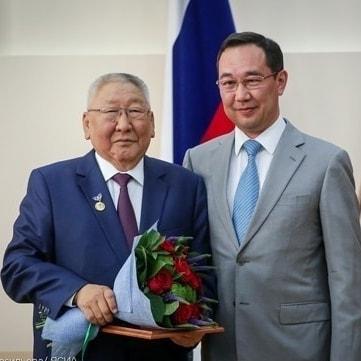 С кем встречался Айсен Николаев за 20 дней пребывания в статусе врио главы Якутии
