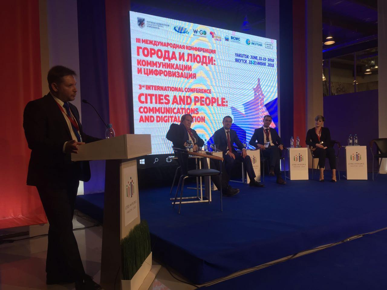 Андрей Чибис: Весь мир удивляется, как можно развивать город на вечной мерзлоте