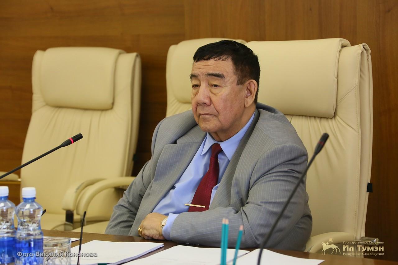 Верховный суд Якутии подкорректировал решение первого суда об аресте имущества Александра УАРОВА
